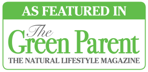 As featured in The Green Parent Magazine