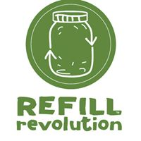 Refill Revolution. Bringing the refill revolution to Market Harborough! Promoting simple changes to reduce food and packaging waste.